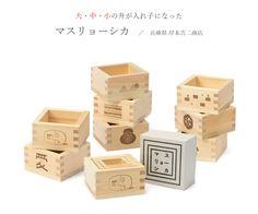 【楽天市場】インテリア雑貨ブランド> 岸本吉二商店> マスリョーシカ:日本の伝統工芸 REALJAPANPROJECT