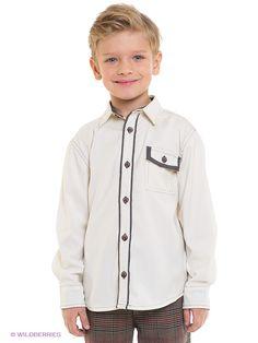 """Рубашка с длинным рукавом """"L/S Dress Shirt w/ Piping"""", Fore!! Axel and Hudson на Маркете VSE42.RU"""