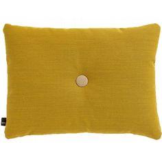 Hay pute dot steelcut yellow