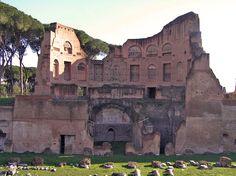 Domus Aurea del Palatino - Portal Fuenterrebollo
