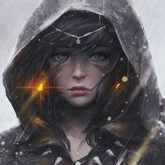 Winter elf  (Dystopia, Utopia) ~ ✖ Pinterest:@plstaigav ✖