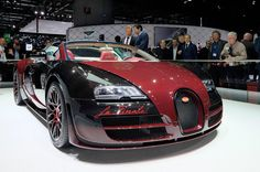 Bugatti Bids Farewell to Veyron with One-off La Finale Edition Gallery via Automobile iPhone App