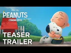 Peanuts 3D Trailer