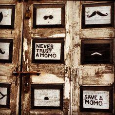 Bandra lanes momo shop