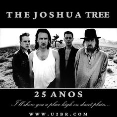 The Joshua Tree, 25 anos #5