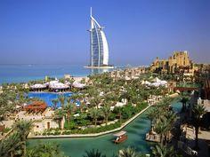 Dubai not Abu Dhabi