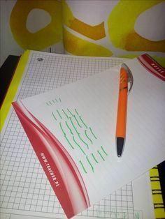 Jak nauczyć dziecko tabliczki mnożenia - Nasze Kluski Amelia, Notes, Diy, Report Cards, Bricolage, Notebook, Do It Yourself, Homemade, Diys
