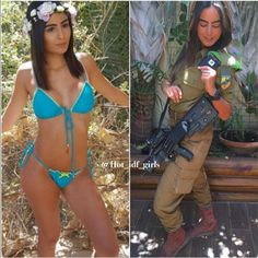 Hot Israeli Girls in IDF: plasmastik — LiveJournal Israeli Girls, Idf Women, Military Women, Summer Photos, Working Woman, Inked Girls, Army Girls, Bikinis, Swimwear