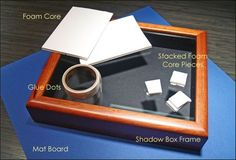 Shadow Box DIY