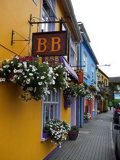 street in ireland