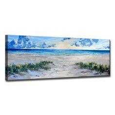 Canvas Wall Decor, Canvas Art, Canvas Prints, Print Artist, Beach Art, Summer Colors, Coastal Decor, Online Art Gallery, Painting Prints