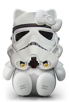 storm trooper hello kitty