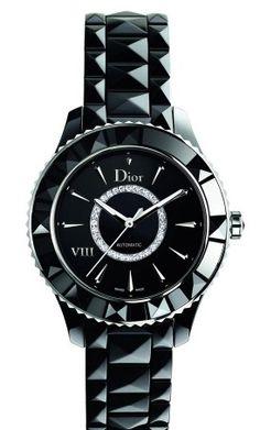 Dior- Dior VIII Precision Ceramic Diamond Watch
