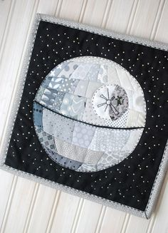 death star patchwork More