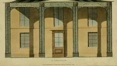 an Iron Veranda, 1818