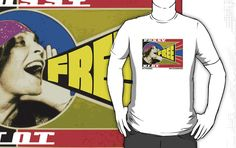 FREE PUSSY RIOT PROPAGANDA 2  by karmadesigner