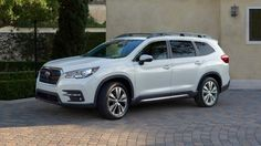 2019 Subaru Ascent debuts as the brand's largest SUV to date