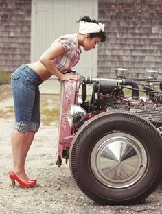 pistons looks good..heck..what am i sayin ? http://thepinuppodcast.com re-pinned this because we are trying to make the pinup community a little bit better.