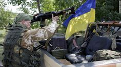 Ukrainian troops are pushing toward the rebel stronghold of Donetsk. Ukraine Military, Military Uniforms, Annex, Troops, Rebel, Baby Strollers, Camo, Russia, Public