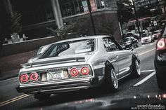 1981 Nissan Skyline C210 (by Marcel Lech) #Rides Dream Machines multicityworldtravel.com We cover the world Hotel and Flight Deals.Guarantee The Best Price