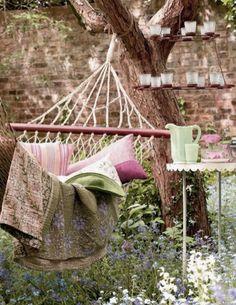vintage - garden - tuin - knus