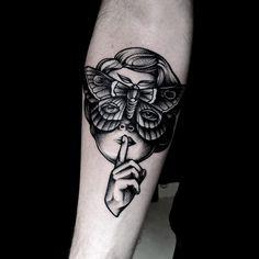 moth tattoo29