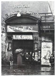 Glasgow, Edinburgh, Paisley Scotland, Cinema Theatre, Places Of Interest, Old Photos, Places To Visit, Castle, History
