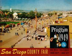 1949 San Diego County Fair