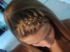 Lauren Conrad Inspired Braided Headband Tutorial