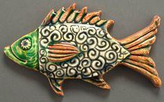 Fish Shape 9x5x1.25