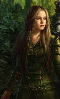 Wood Elf, Fantasy Concept Art, Face Claims, Redheads, Landscape Paintings, Mystic, Character Art, Novels, Character Design