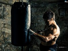 Strength in every punch. Future body...? Future body!