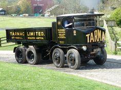 1929 Sentinel DG8 steam wagon