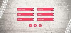 Upiększ swojego bloga / Darmowe etykietki do menu bloga