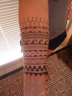 Maori tattoos Maori and Tattoos and body art on Pinterest