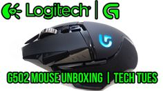 @Logitech #Logitech #LogitechG #LogitechG502 #GamingMouse #Review #GamingHardware #TechTues  This is part of my Tech Tuesday Videos where each Tuesday I release videos Reviews Unboxing and Giving my first impressions on how I find them. This week is on the Logitech G502 PROTEUS SPECTRUM Gaming Mouse  LogitechG502 Gaming Mouse Link @ http://ift.tt/2gdFzAZ  We here at Logitech G have created the ultimate gaming mouse of 206 with the Logitech G502 PROTEUS SPECTRUM Our most popular gaming mouse…