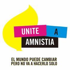 Queres hacer algo por los derechos humanos? Somo la organizacion mas grande del mundo que trabaja en defensa de estos...  Unite y se parte de la defensa de los derechos humanos!  http://amnesty.org.py/unite/