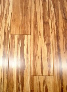 But LW Mountain Solid Prefinished Tiger Strand Bamboo Flooring 6 Foot Lengths at Chicago Hardwood Flooring, The Wood Floor Specialists