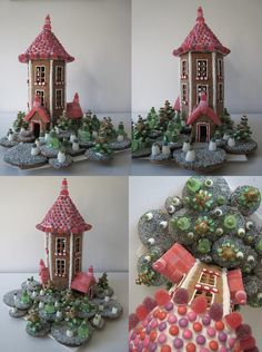 moomin gingerbread house