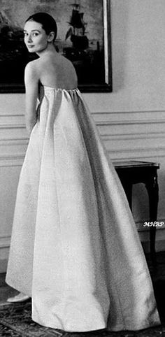 I should pay a tribute to Hubert Givenchy. One of the kings of the Fashion World. Thank you, my dear. Stay with God.