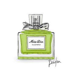 YellowGreen Miss Dior Perfume $4