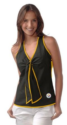 Pittsburgh Steelers Women's Touch Sweet Tank Top - Official Online Store