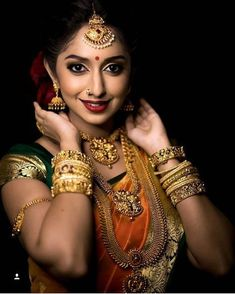 Classic beauty, transcending seasons and trends . Book an appointment with us for a private viewing of our exquisite bridal jewellery… klassisch, Indian Bridal Makeup, Indian Bridal Wear, South Indian Bride Jewellery, Bride Indian, South Indian Weddings, Bridal Beauty, Indian Wear, Bridal Photoshoot, Bridal Shoot