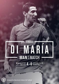 Man-of-the-match vs QPR - Angel Di Maria #MUFC #Quiz