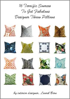sources-for-throw-pillows -everything you need to know