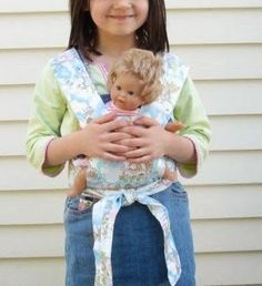Dolls and Doll Clothing | AllFreeSewing.com
