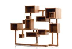 Juliana Llussá e seus móveis artesanais de madeira - Casa