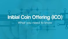 Initial Coin Offering (ICO) – Whаt you nееd to knоw. Raising Capital, Best Web Design, Web Development Company, Blockchain, Need To Know, Initials, Coins, Public, Bitcoin Cryptocurrency