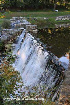The Natural Bridge of New England, Berkshire County / North Adams, Massachusetts, USA