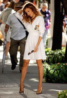 glitter heels sarah jessica parker